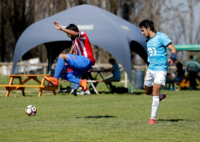 Defensores 2 Atlético Chillán 1